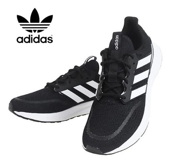 Tenis adidas Energyfalcon Negro/blanco - Ee9843