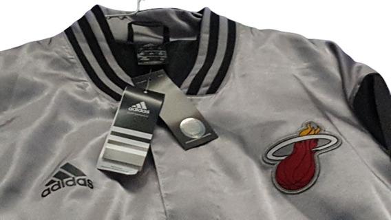 Chaqueta adidas Nba Miami Heat Original Para Caballero