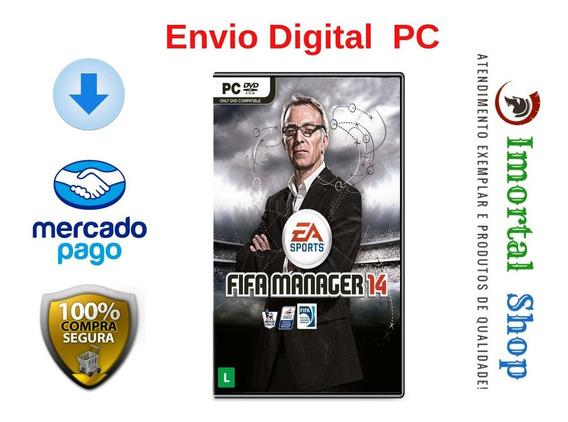 Fifa Manager 14 Envio Digital Pc