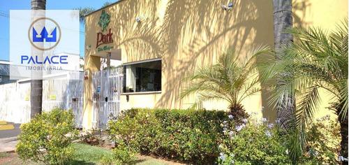 Apartamento Com 2 Dormitórios Para Alugar, 55 M² Por R$ 730,00/mês - Dois Córregos - Piracicaba/sp - Ap0807