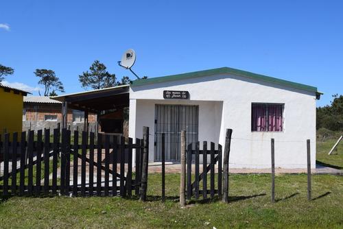 Casa 2d Y Terreno En Alvorada, Barra De Chuy Brasil.