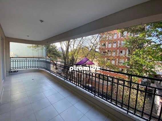 Apartamento Com 2 Dormitórios Para Alugar, 72 M² Por R$ 1.700,00/mês - Vila Adyana - São José Dos Campos/sp - Ap12220