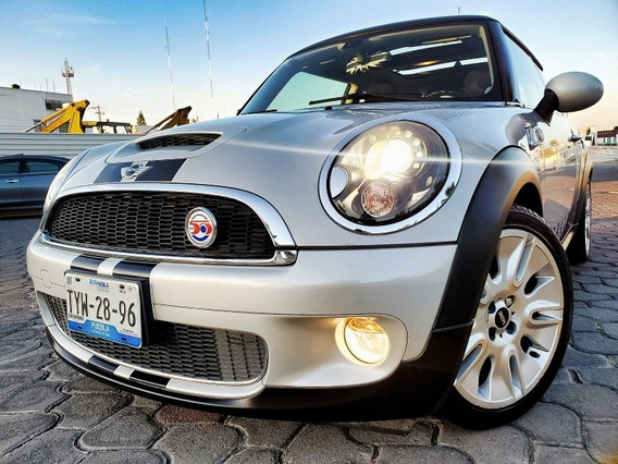 Mini Cooper 1.6 S Hot Chili 6vel Aa Piel Qc Mt 2010