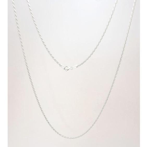 Cordão Baiano De Prata 925 60cm - Frete Grátis