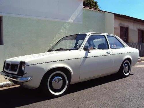 Chevette Turbo 1.6 Ano 1978