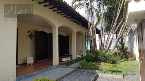 Imagem 1 de 30 de Casa Com 3 Dormitórios, 360 M² - Venda Por R$ 1.900.000,00 Ou Aluguel Por R$ 6.500,00/mês - Jardim Armênia - Mogi Das Cruzes/sp - Ca0029
