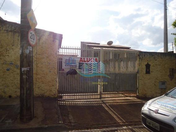 Barracão Para Alugar, 95 M² Por R$ 1.320/mês - Jardim Santana - Hortolândia/sp - Ba0018