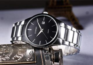 Relojes Para Hombre Elegante Y Deportivo Curren