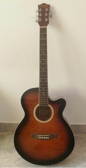 Guitarra Electroacustica Midland Drw 971