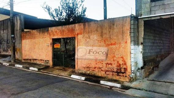 Casa Residencial À Venda, Parque São Miguel, Guarulhos - Ca0409. - Ca0409