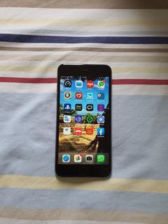 iPhone 6s Plus 128gb Preto Usado - Modelo Nacional