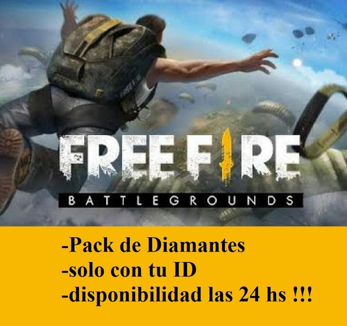 1060 Diamantes Free Fire + 106 Bonus | Entrega Inmediata |