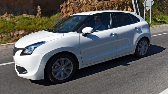 Suzuki Baleno 1.4 Glx At Año 2019
