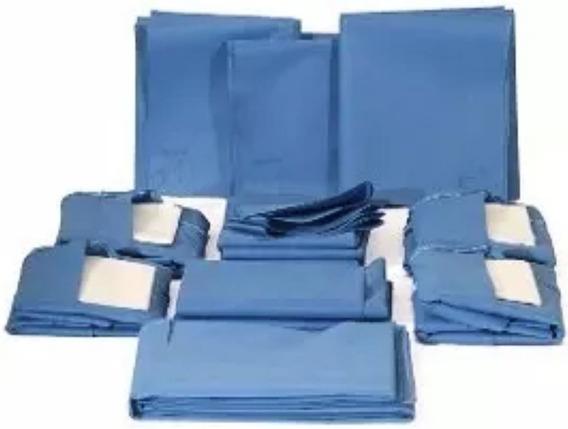 Paquete Cirugia Mayor Esteril Bulto 15 Pzas Set Quirurgico