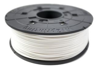 Filamento Flexible Goma Tpu 3d Blanco 1kg 1,75mm Importado