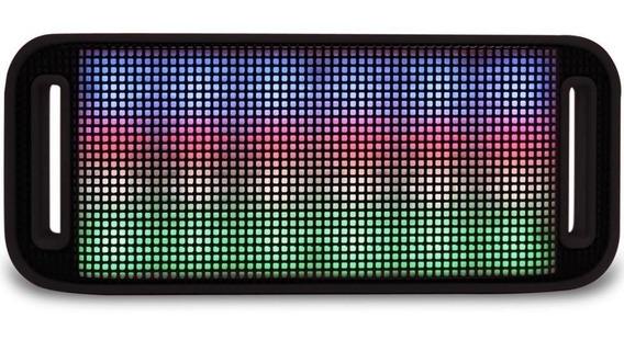 Caixa Som Bluetooth Lumini Led 4w Maxprint