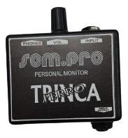 Amplificador De Fone Som Pro - Trinca Ferro