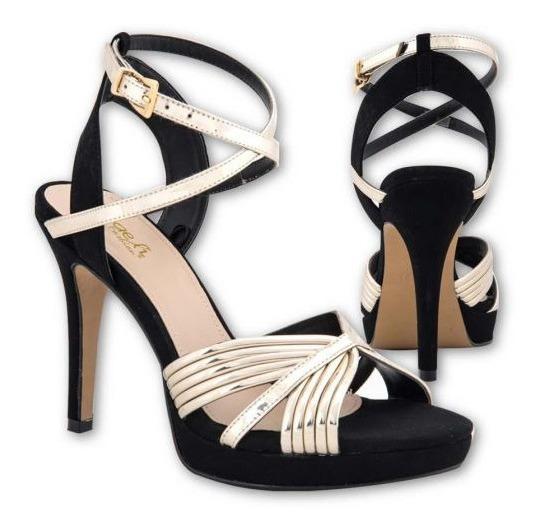 Sandalia De Vestir Yaeli Fashion 1150