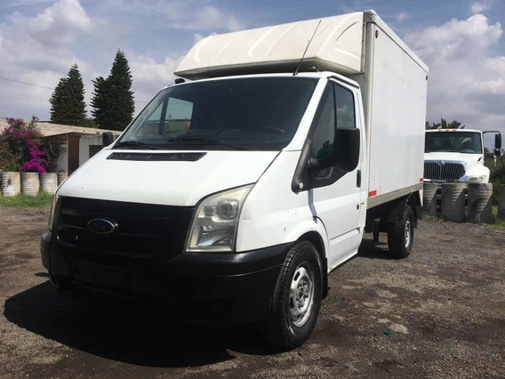 Ford Transit Chasis Mediano