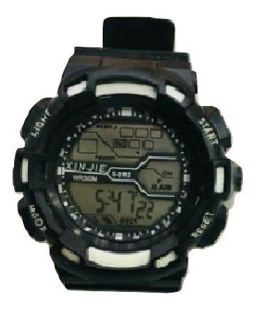Relógio Masculino Digital Xinjie Barato Promoção Top
