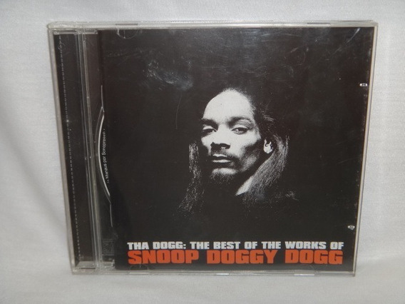 Cd - Tha Dogg - The Best Of The Works Of Snoop Doggy Dogg