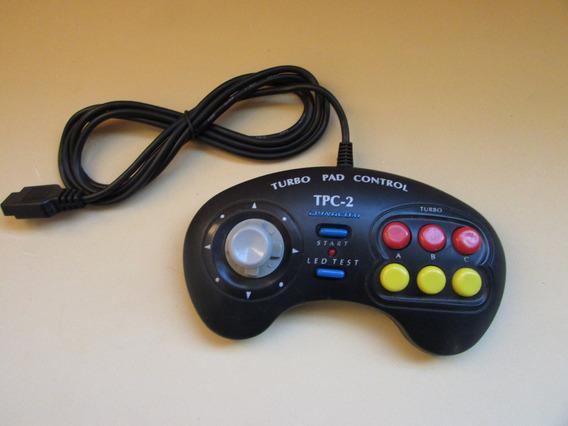 Controle Dynacom Tpc - 2 P/ Mega Drive