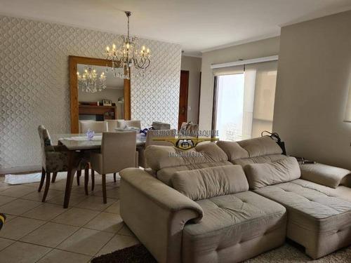 Imagem 1 de 30 de Apartamento Mobiliado No Tatuapé Por R$ 650.000,00! - Ap2717
