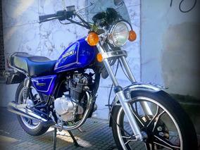 Lo Mejor Suzuki 125 Gn 2014
