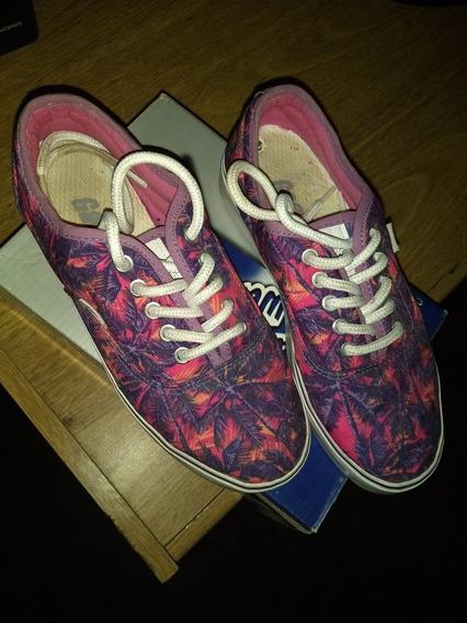 Zapatillas Para Niña Gaelle Talle 36