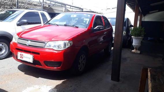 Fiat Palio Vermelho Fire Flex 1.0 2 Portas Conservado 2007