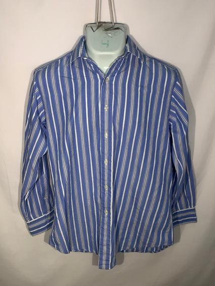 # Camisa L Ralph Lauren Id N950 Usada Hombre