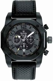 Relógio Bulova Cronógrafo Marine Star Wb31238p