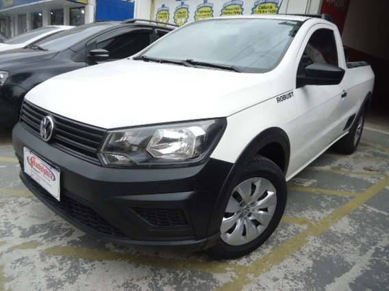 Volkswagen Saveiro 1.6 Msi Robust Cs 8v Flex 2p Manual