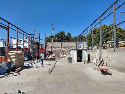 Bodega En Construcción 480m2 Ind. Vallejo Estrene En Abril