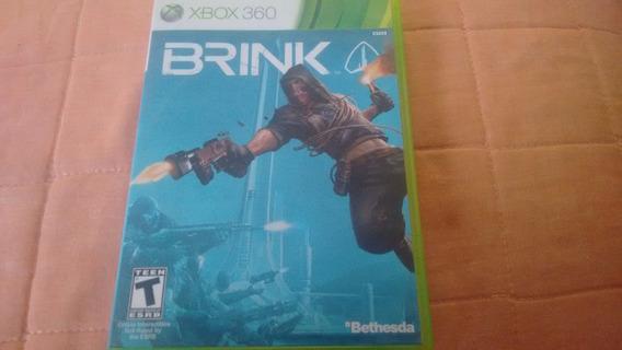 Brink - Xbox360 - Original E Completo