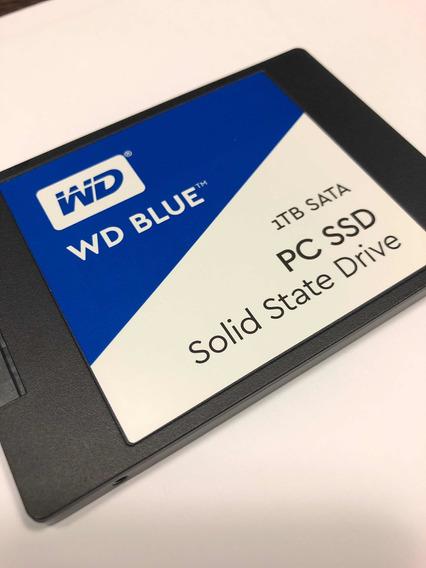Wd Blue 1tb Sata Iii Pc Ssd 6gbs 2,5 Interno