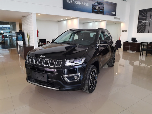 Jeep Compass 2,0 T/diesel Limited At9 4x4