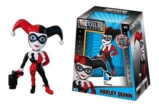 Figura Metals Harley Quinn 11 Cm (97885) - Die Cast