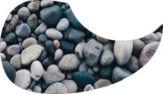 Escudo Palheteira Resinada Violão Stones