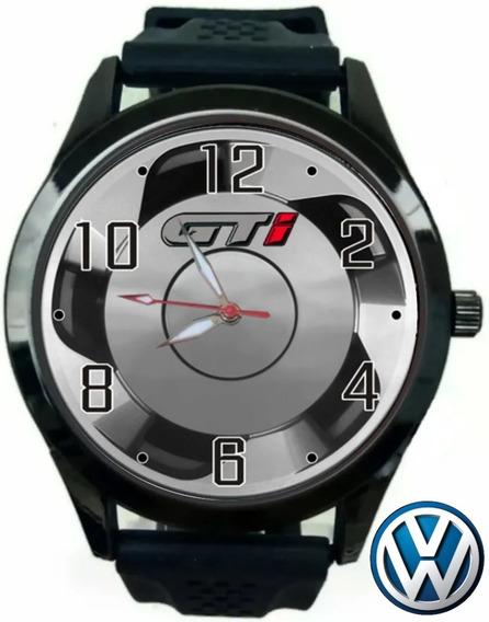 Relógio De Pulso Vw Gol G3 Gti Gts Golf Roda Orbital Gominho
