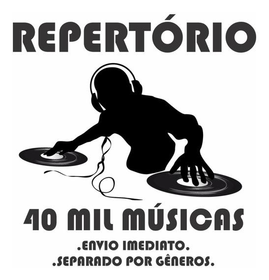 Pack Dj + De 600gb Alta Qualidade.+ De 40.000 Musicas.