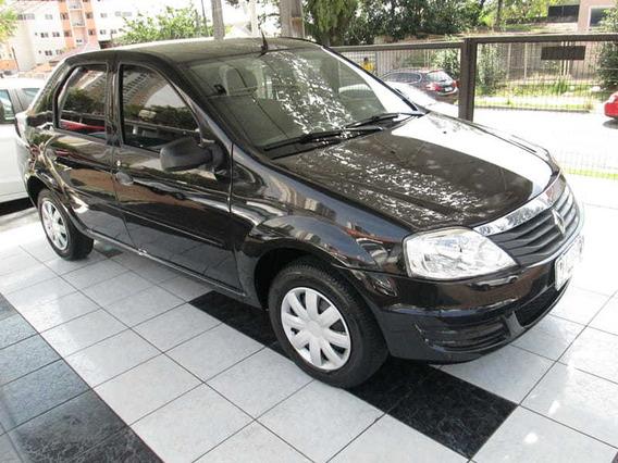 Renault Logan Authentique 1.0 16v 2012