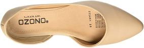 Zapato Capa De Ozono Pura 333401-8 Sint Maquillaje