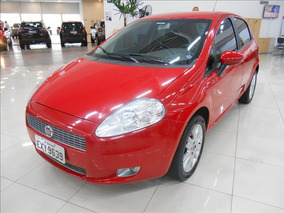 Fiat Punto Punto Essence 1.6 Flex 4p Manual