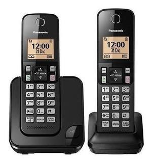 Teléfono Inalambrico Panasonic 3 Auriculares Tienda Física