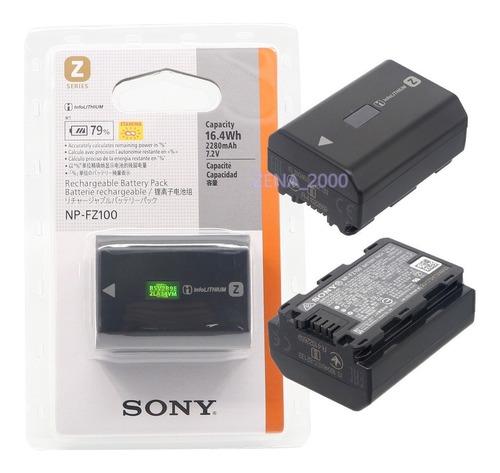 Bateria Para Sony Np-fz100 - Unidad a $126000