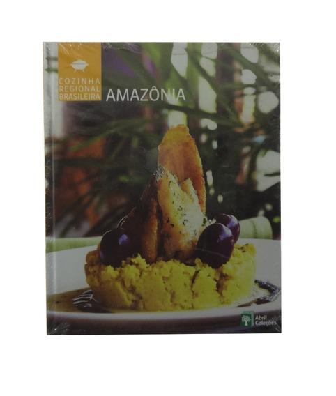 Livro De Receitas Típicas Da Amazônia