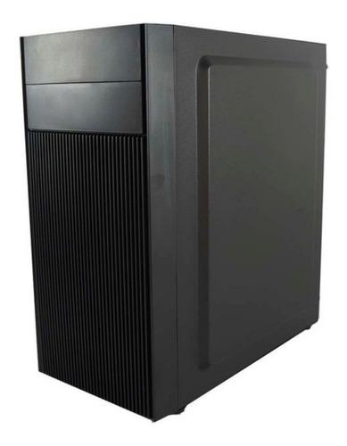 Computador Completo Torre Intel I5 4gb Ddr3 Hd 500 + Monitor