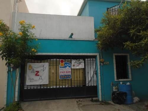 Casa Sola En Renta En Mitras Norte, Monterrey, Nuevo León