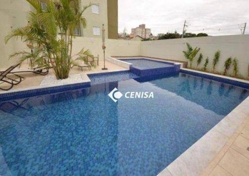 Imagem 1 de 30 de Apartamento Com 3 Dormitórios À Venda, 69 M² - Jardim Sevilha - Indaiatuba/sp - Ap1061